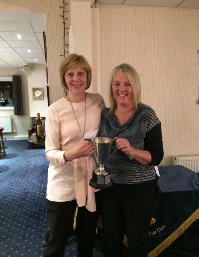 Coronation Trophy 2017 -Jill Cole