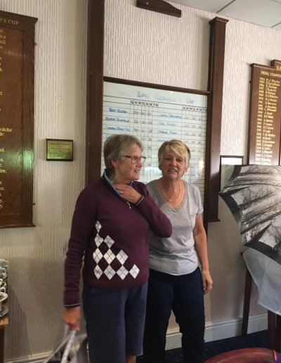 LP day gross prize 2017 - Christine Burrows